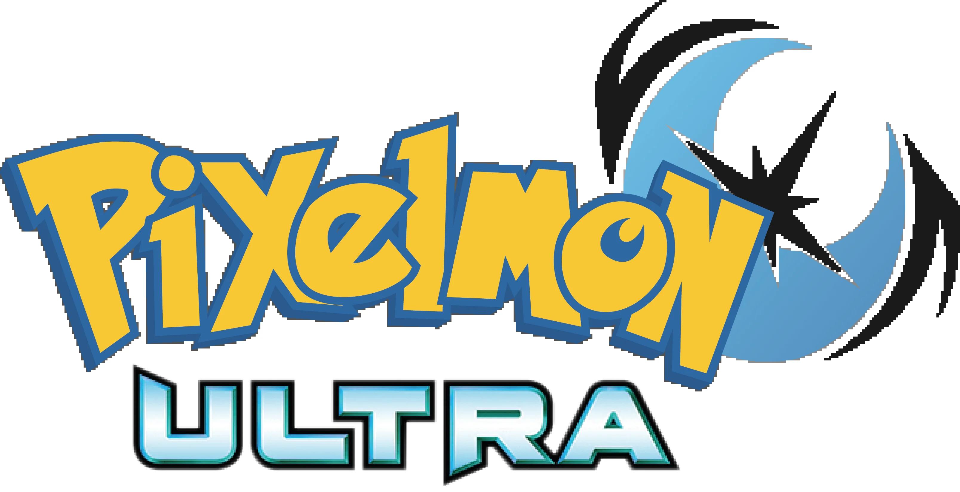 Logo serveur Ultra-Pixelmon